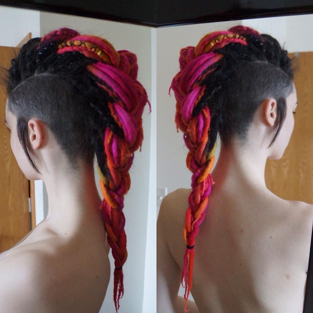 De Dreads Character Ref Female Hairstyles In 2018 Pinterest