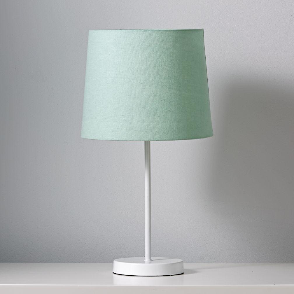 Light Years Table Lamp Shade Mint The Land Of Nod Green Lamp Shade Wall Lamp Shades Antique Lamp Shades
