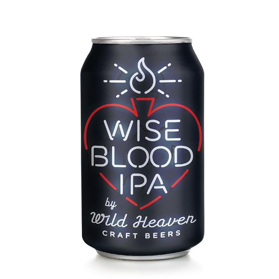 Wise Blood IPA