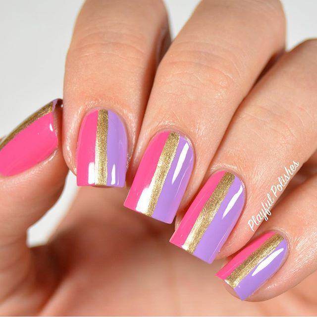 Instagram Media Playfulpolishes Nail Nails Nailart Nails