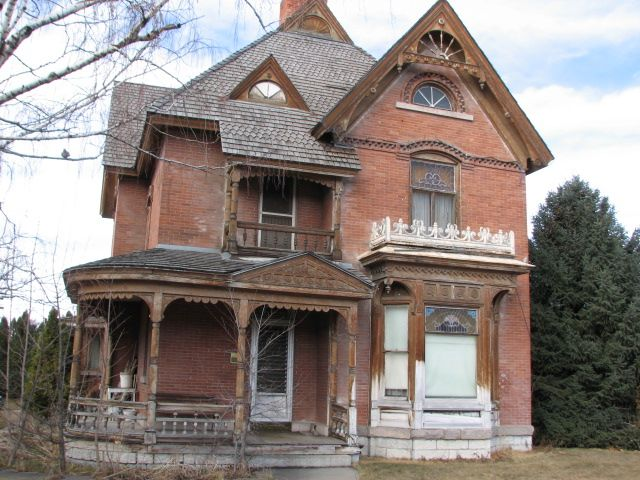 What It Is And What It Could Be Victorian Homes I Victorian Homes Home Fancy Houses