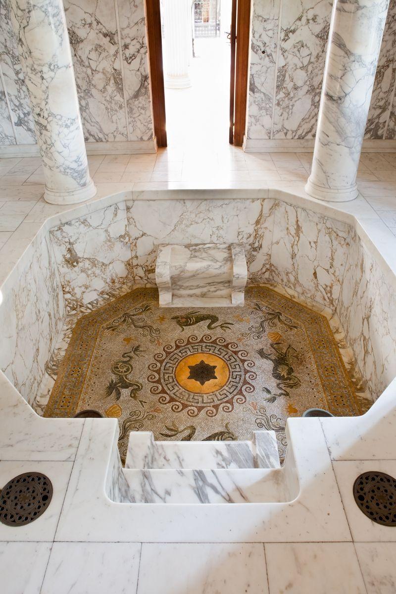 balaneion villa grecque k rylos palais antique de la c te d 39 azur beaulieu sur mer c. Black Bedroom Furniture Sets. Home Design Ideas