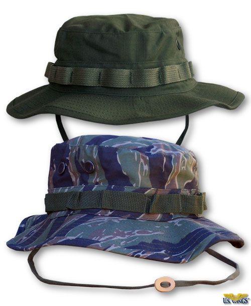 vietnam era boonie hats