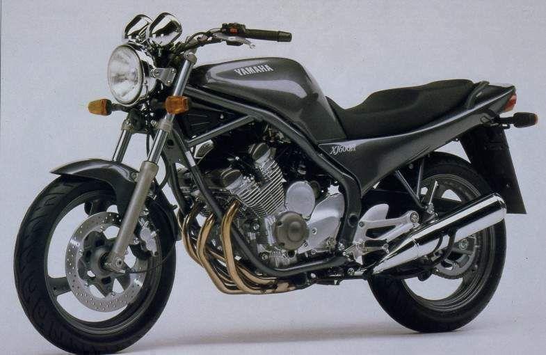 Billedresultat For Yamaha Xj 600 N