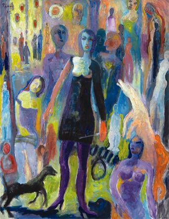 Biografias De Artistas Latinoamericanos Leopoldo Presas Art