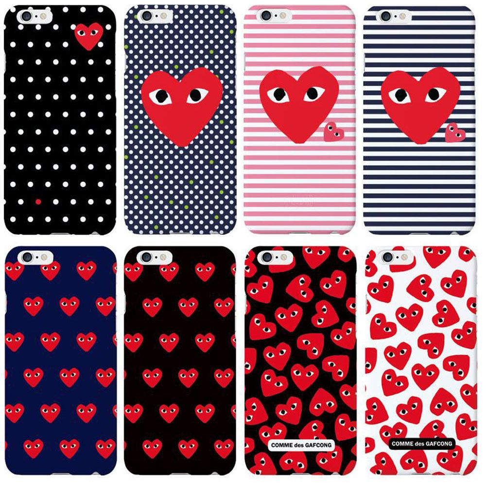 best sneakers 08a5b 68b23 COMME DES GARCONS Phone Hard Case For iphone 7 Samsung Galaxy S7 LG ...