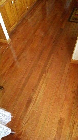 Hardwood Floor Stain Color Is Called Gun Stock