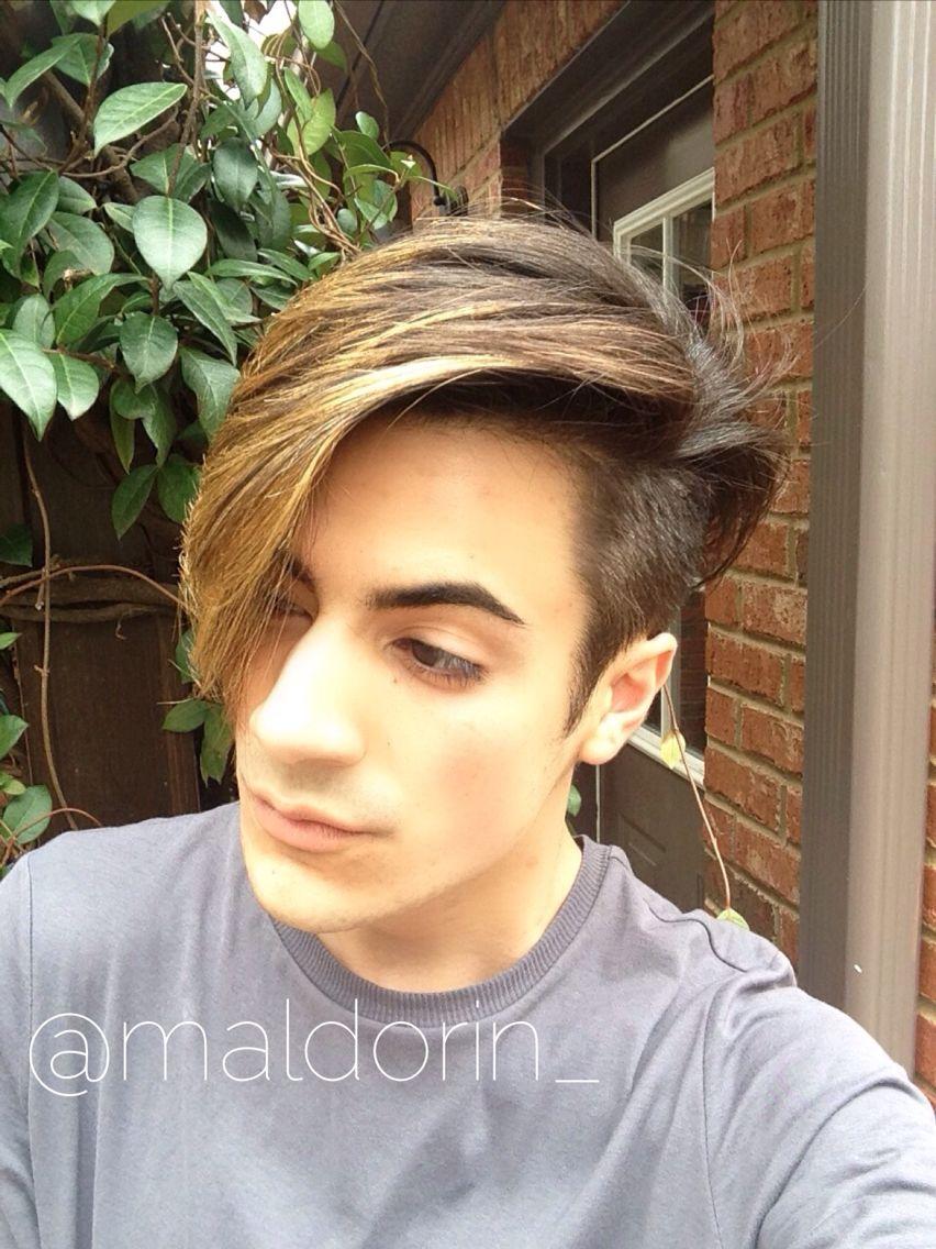 Armando maldonado menus ombre hair color hairstyle pinterest