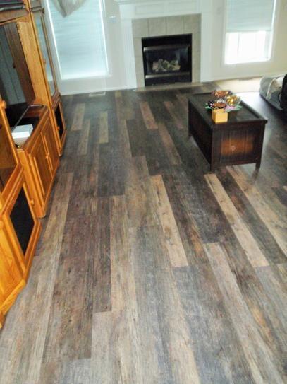 Lifeproof Multi Width Stafford Oak Luxury Vinyl Plank Flooring Case