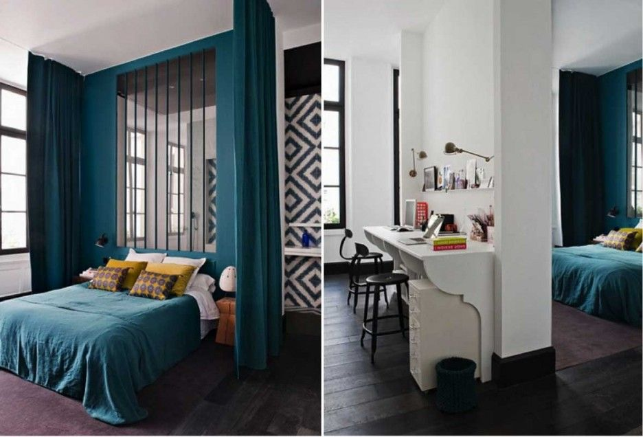 Image Result For Peacock Blue Bedroom Decorating Spaces