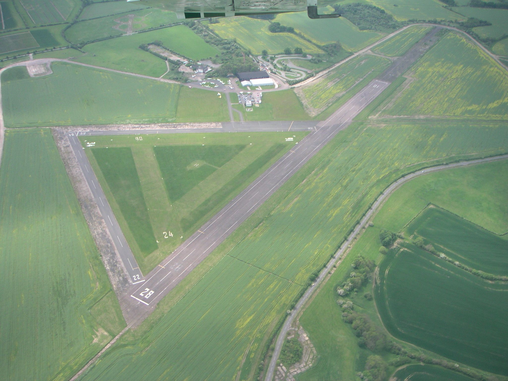 Leicester Airport (EGBG)