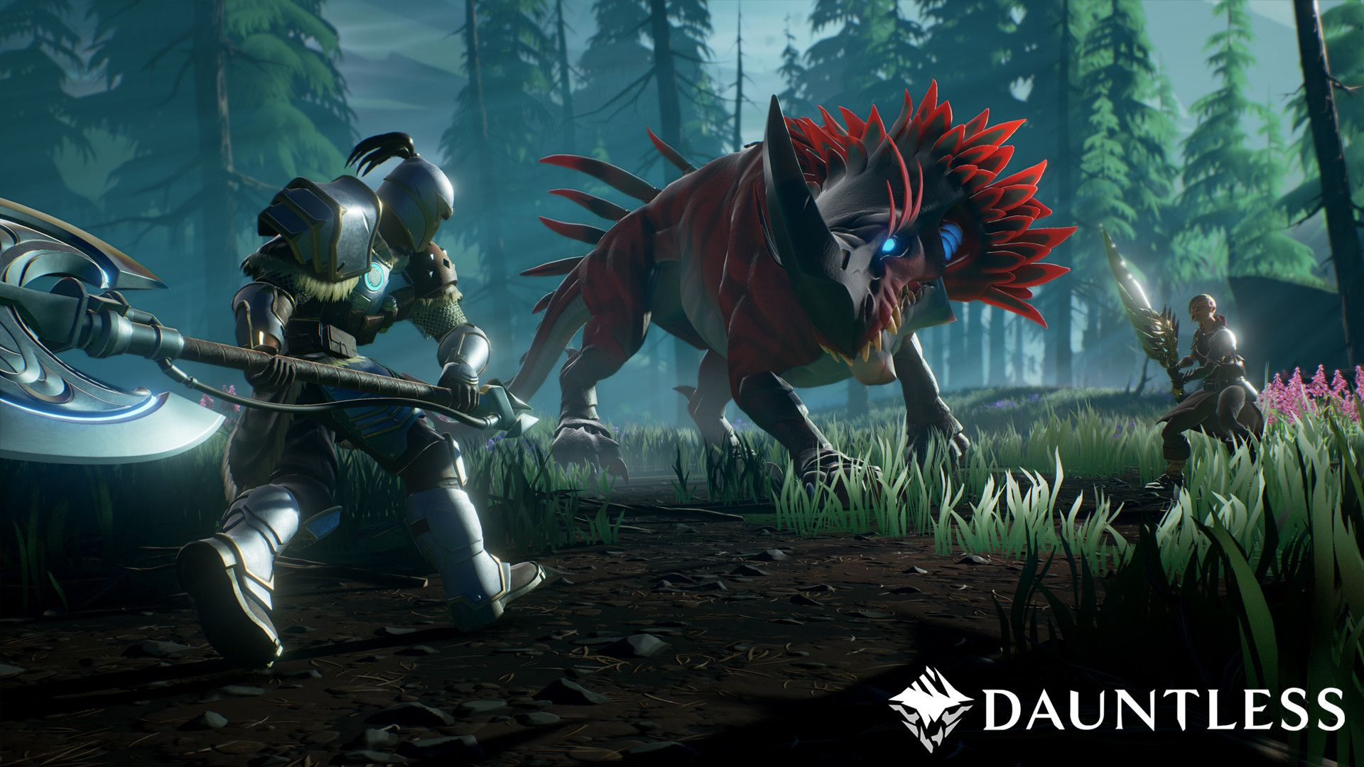 Dauntless's open beta attracts over 1 million monster