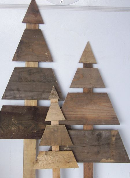 Wood Pallet Christmas Trees To Diy Holiday Special Occasion