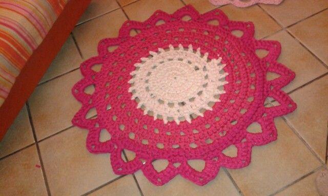 Alfombras de 1.50 de diametro artesanas marlarasanchez@hotmail.com En venta tlfno 616434210