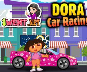 العاب سباق عربيات دورا Dora Character Fictional Characters