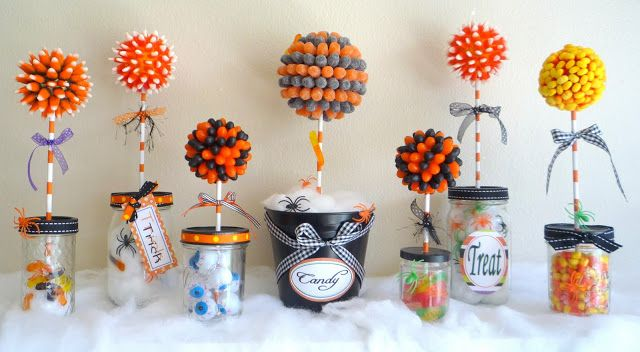 Cute Halloween decorations Halloween Pinterest Halloween