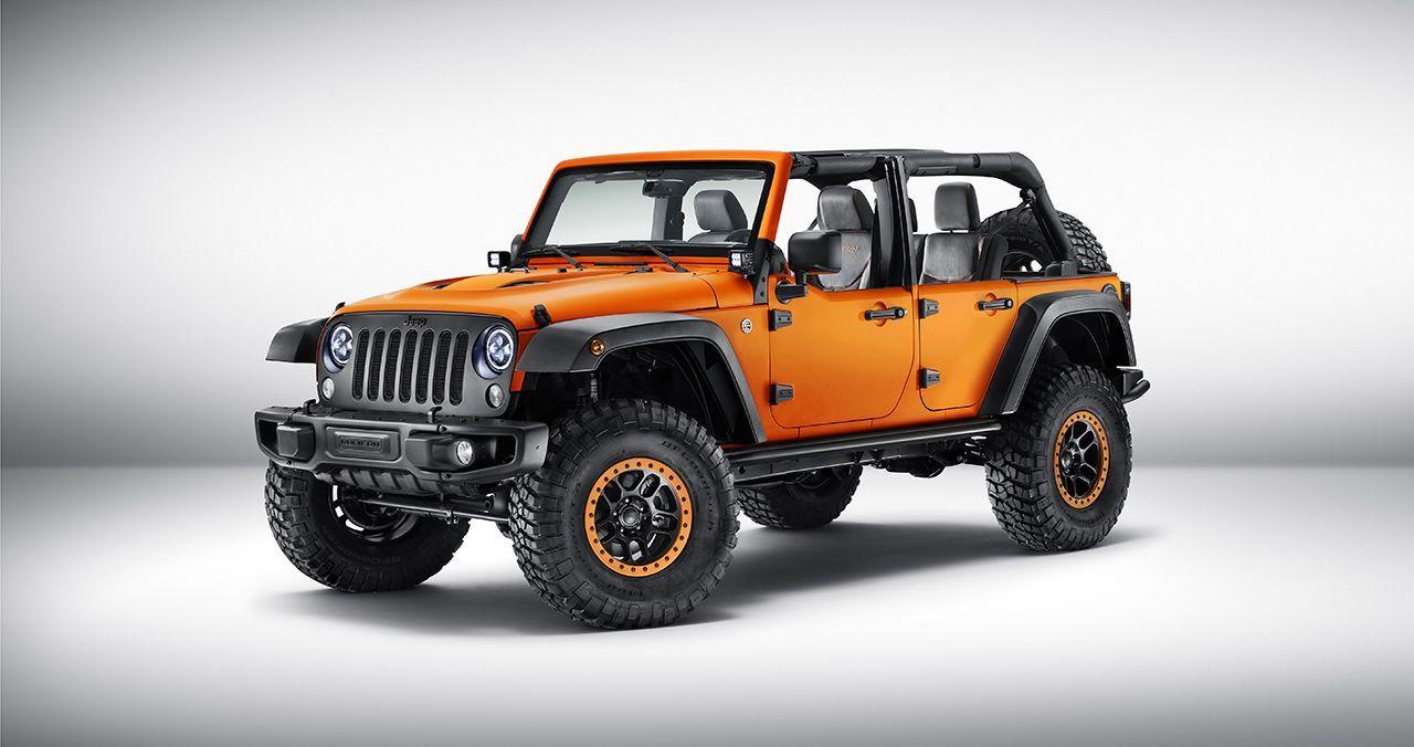 Jeep Showt Op Iaa Night Eagle Special Editions Van Renegade En