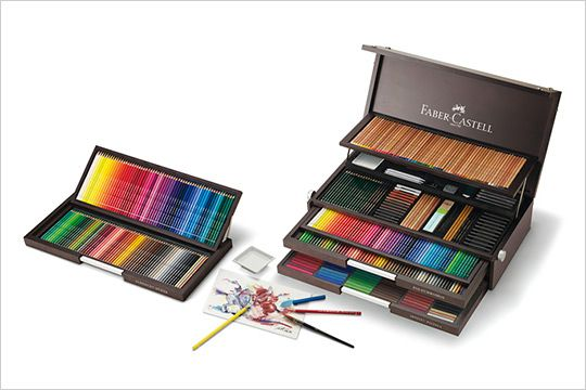 Faber-Castell 250th Limited Color Pencil Box | Things I Like ...