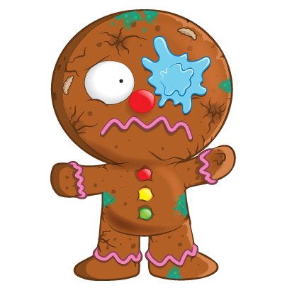 Image result for ginger dread man | Grossery Gang Birthday ...