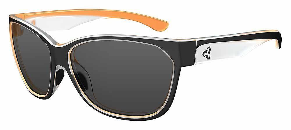 c25f73fb904 eBay  Sponsored Ryders Eyewear Kat Clear Black Xtal Frame Grey Lens  Sunglasses
