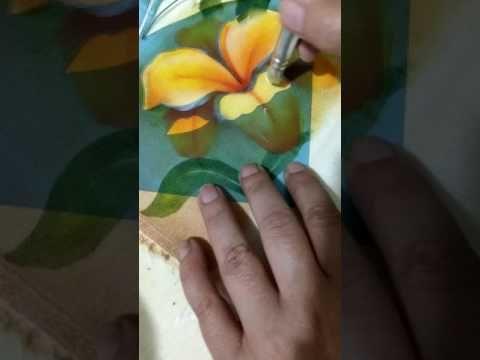 Stencil Opa - 23/09/16 Mayumi Takushi - Lírio no Tecido - YouTube
