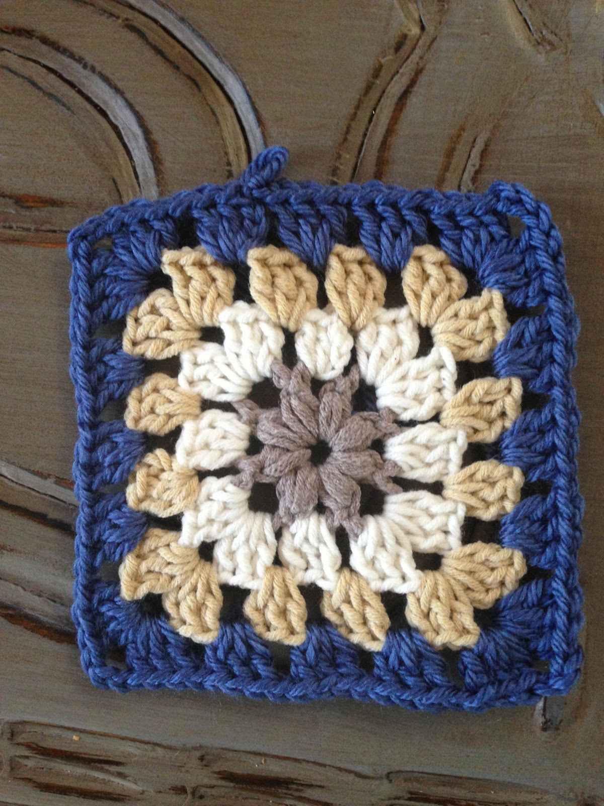 PUFF Granny, FREE pattern by Annoo\'s Crochet World. Thanks so for ...