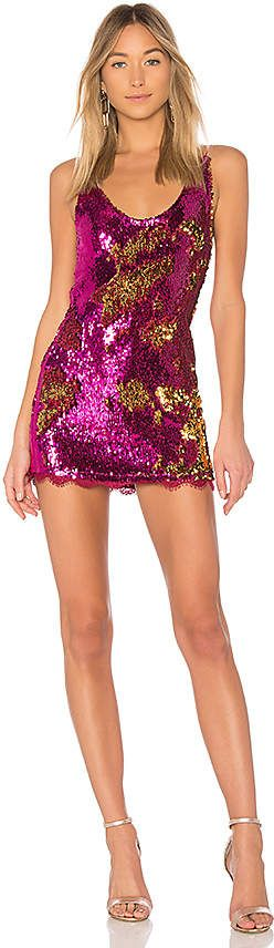 114a96db7cff8 Free People Seeing Double Sequin Slip Dress #freepeople #ad | Store ...