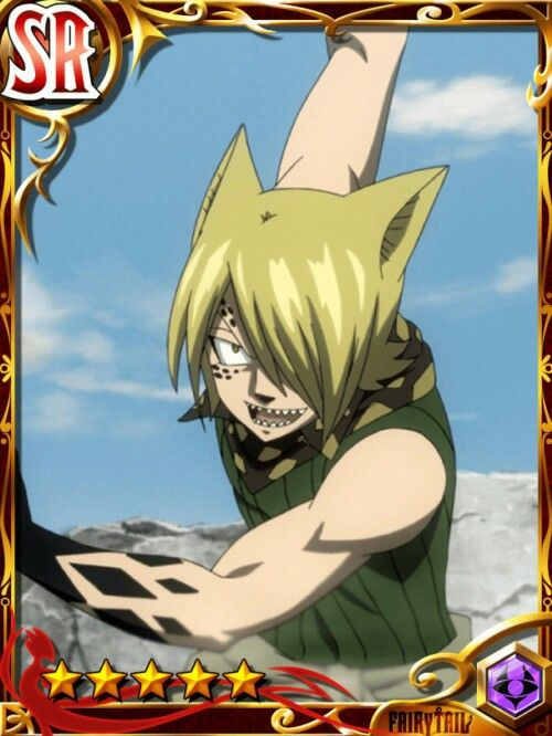 Jackal Fairy Tail Anime Fairy