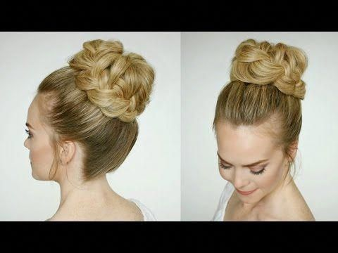 Hairstyle Twist Hairstyle Names For Female Bun Hairstyle With