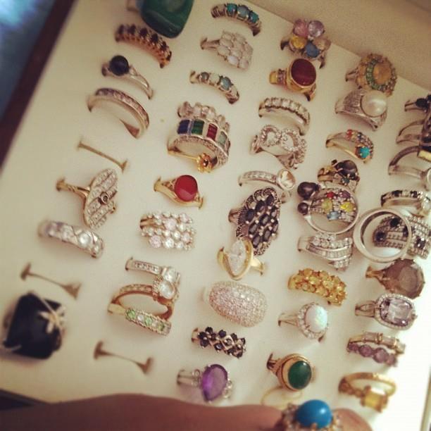 I LOVE rings!