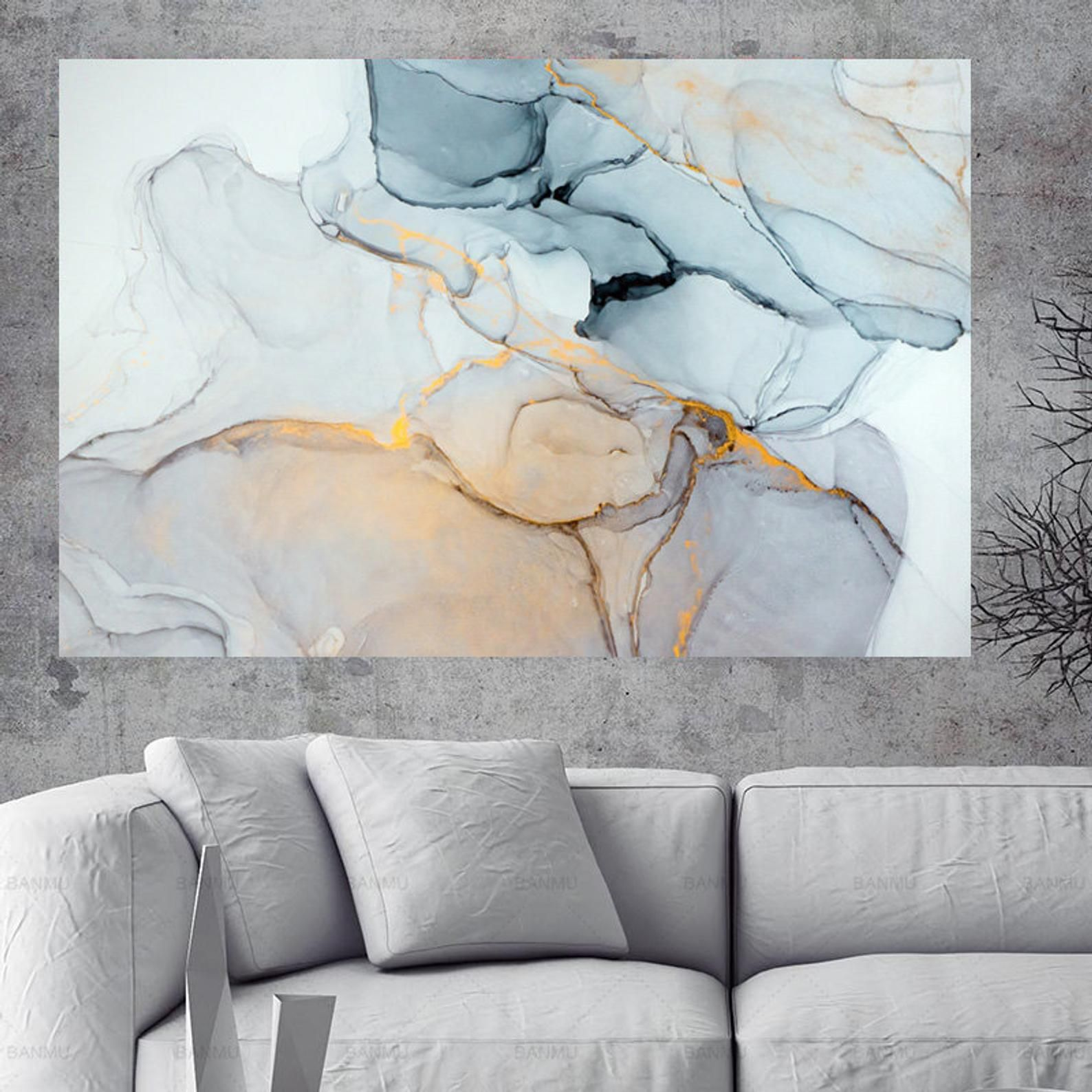 Marble Wall Art Large Marble Art Print Acrylic Painting Modern Wall Art Painting Abstract Painting Print Abstract Wall Art Printable Downoad Modern Abstract Print Large Art Prints Abstract Painting Print
