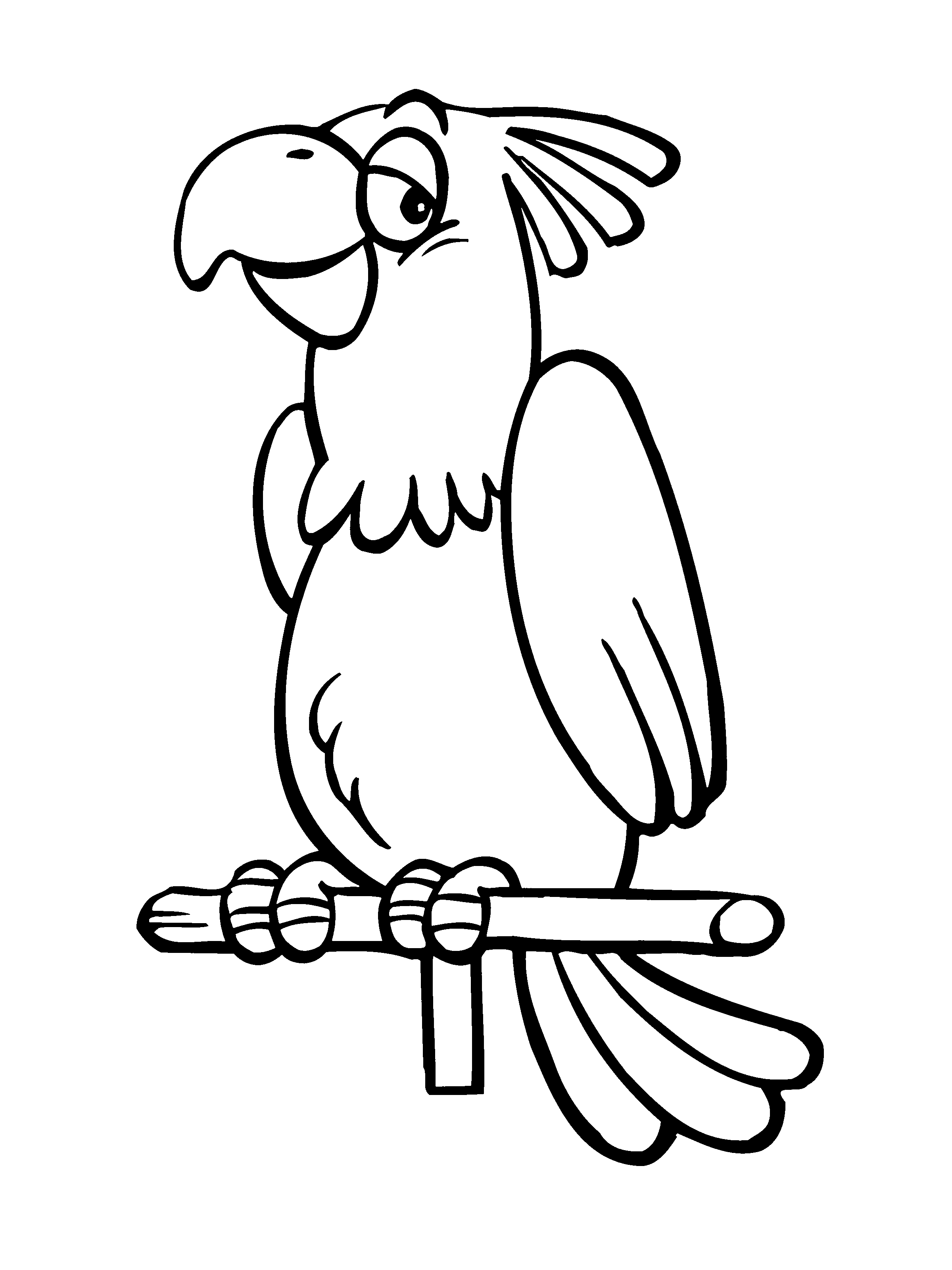 papegaai | Piratas | Pinterest | Piratas, Colorear y Dibujos para pintar