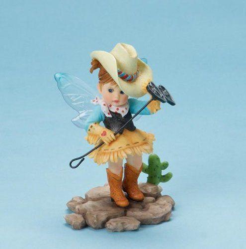 #1 Cowgirl Fairy My Little Kitchen Fairies