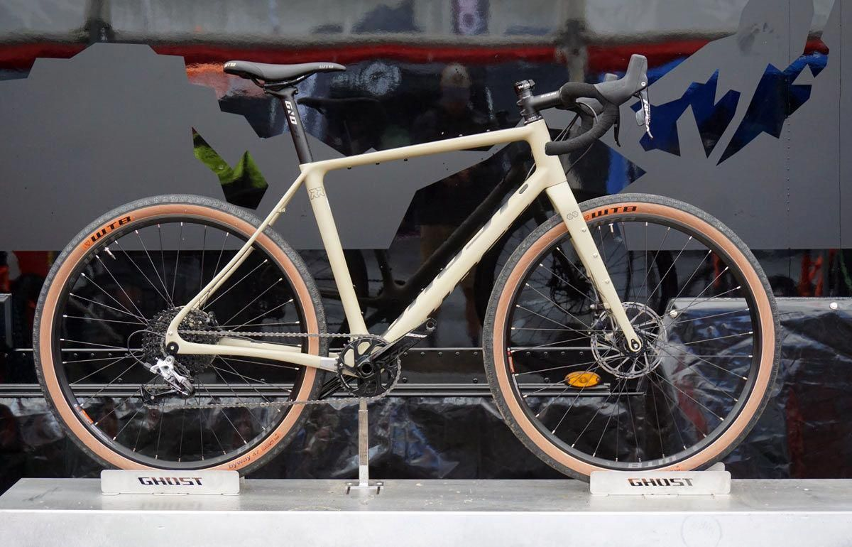 Eb18 Ghost Gets Road Rage With New Gravel Cyclocross Adventure