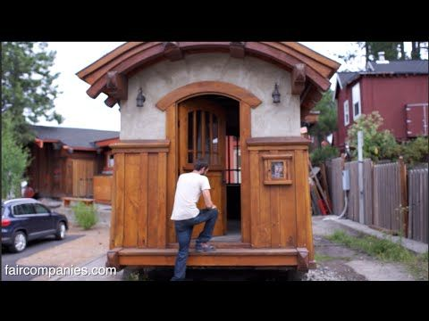Pin By Michael Janzen On Tiny House Living Off Grid Tiny