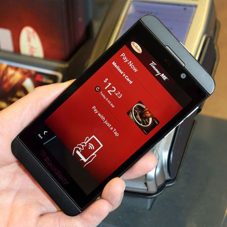 Tim Hortons launches NFC payments service using Host Card Emulation