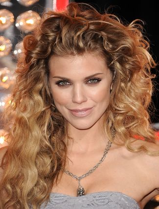 Annalynne Mccord S Big Curls