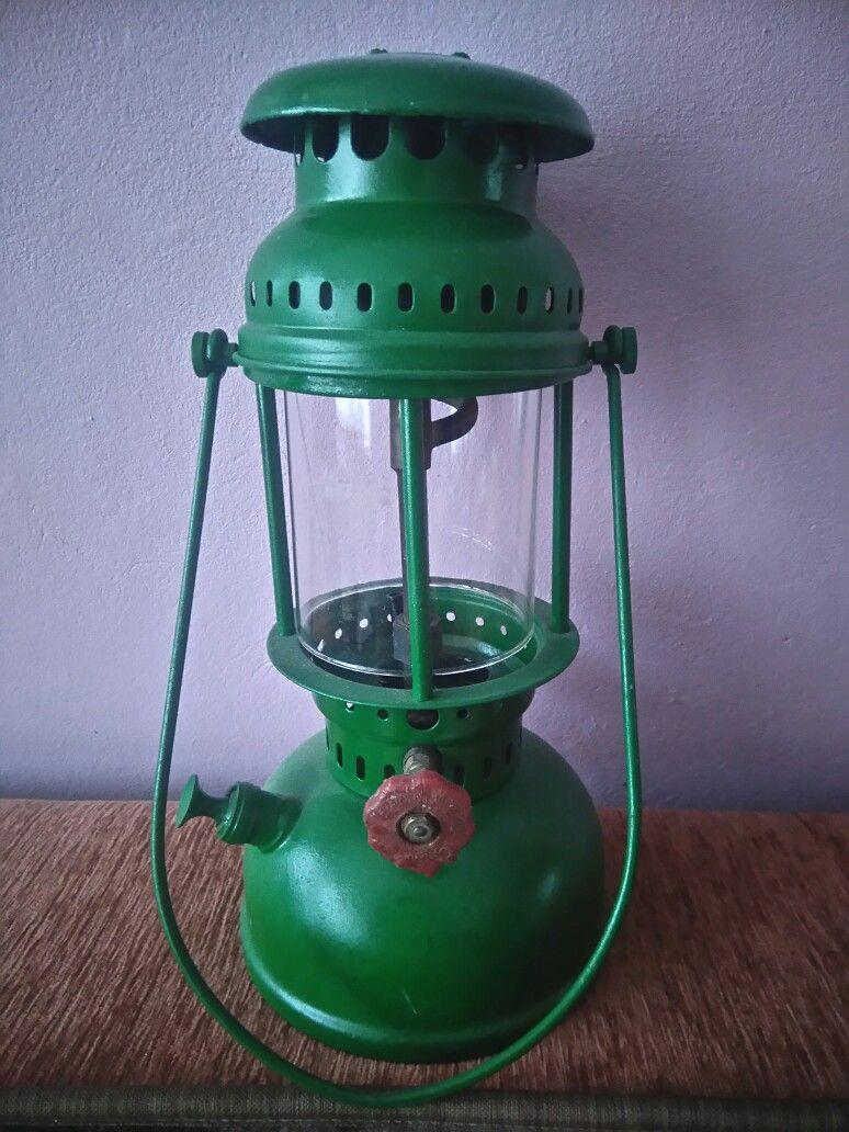 Eski zaman hidrolikli aydınlatma feneri