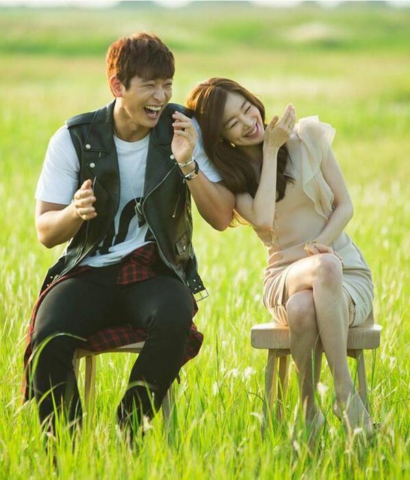 Jinwoon & Sunhwas