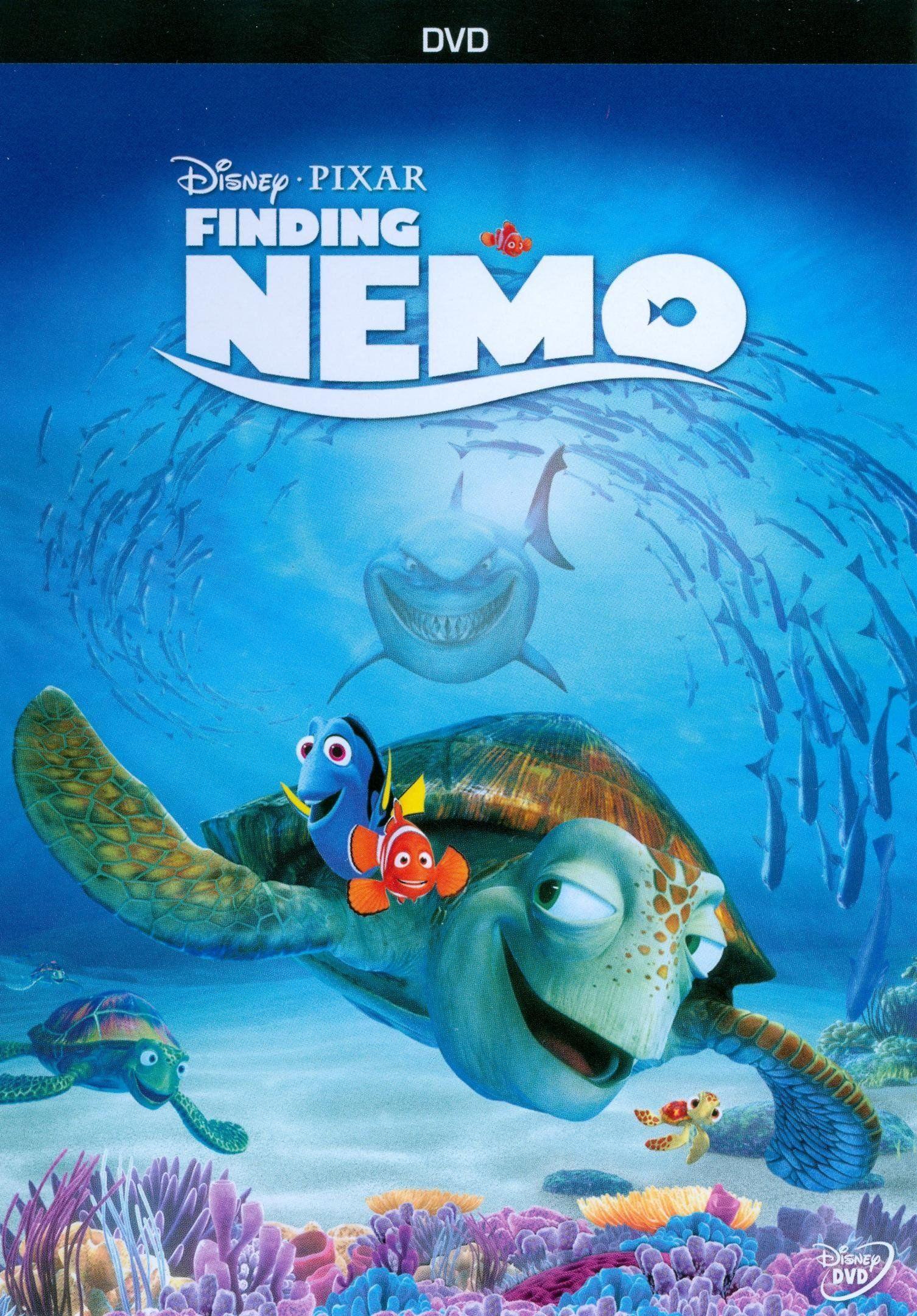 Finding Nemo Ecology Worksheet Answers Worksheet Finding Nemo 3d In 2020 Finding Nemo Movie Finding Nemo Dvd Nemo Movie