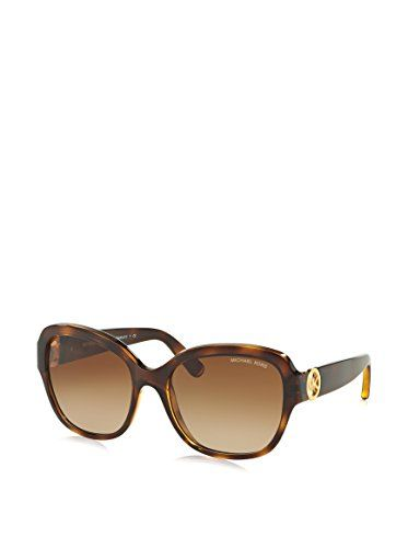 96413507376 Michael Kors Womens Tabitha III Dark TortoiseBrown Gradient Sunglasses     More info could be found