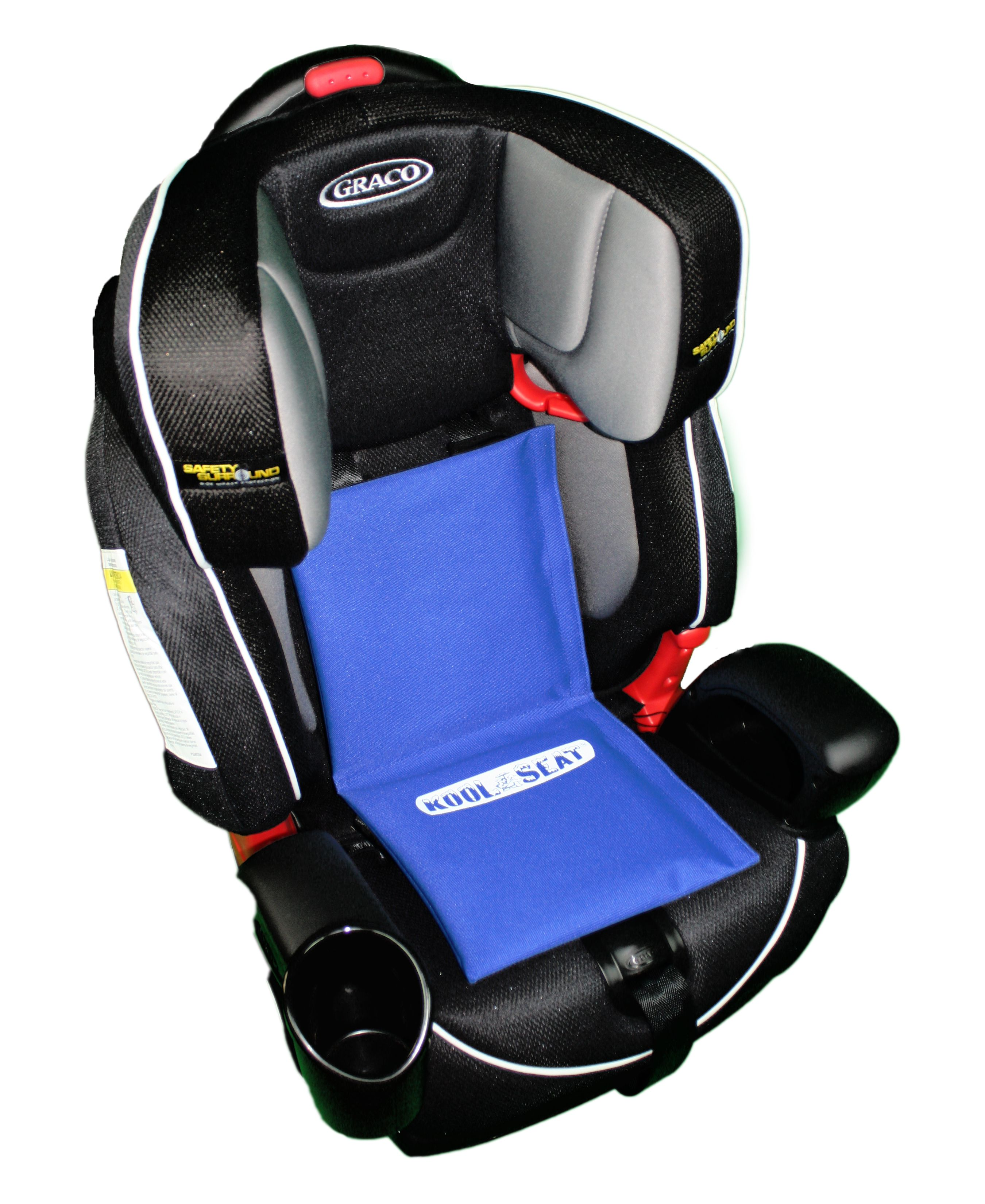 The Kool Seat Is A Car Seat Cooling Pad It Keeps Your Precious