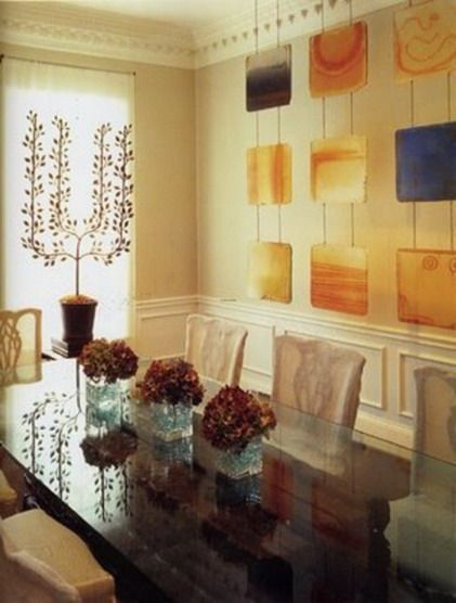 Pin by Katrina Kaiser on Wall deco | Pinterest | Small dining, Room ...