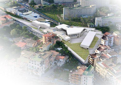 Cittadella degli enti paritetici cfme by od'a officina d'architettura, via Flickr