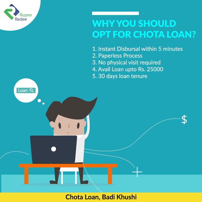 Rupeeredee Is A Digital Platform That Helps Customers Borrow Money For Their Short Term Needs At The Click Personal Loans Instant Money Borrow Money