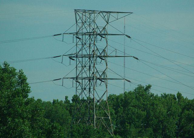 Large Electric Tower - Kansas City Mo | Flickr - Photo Sharing!
