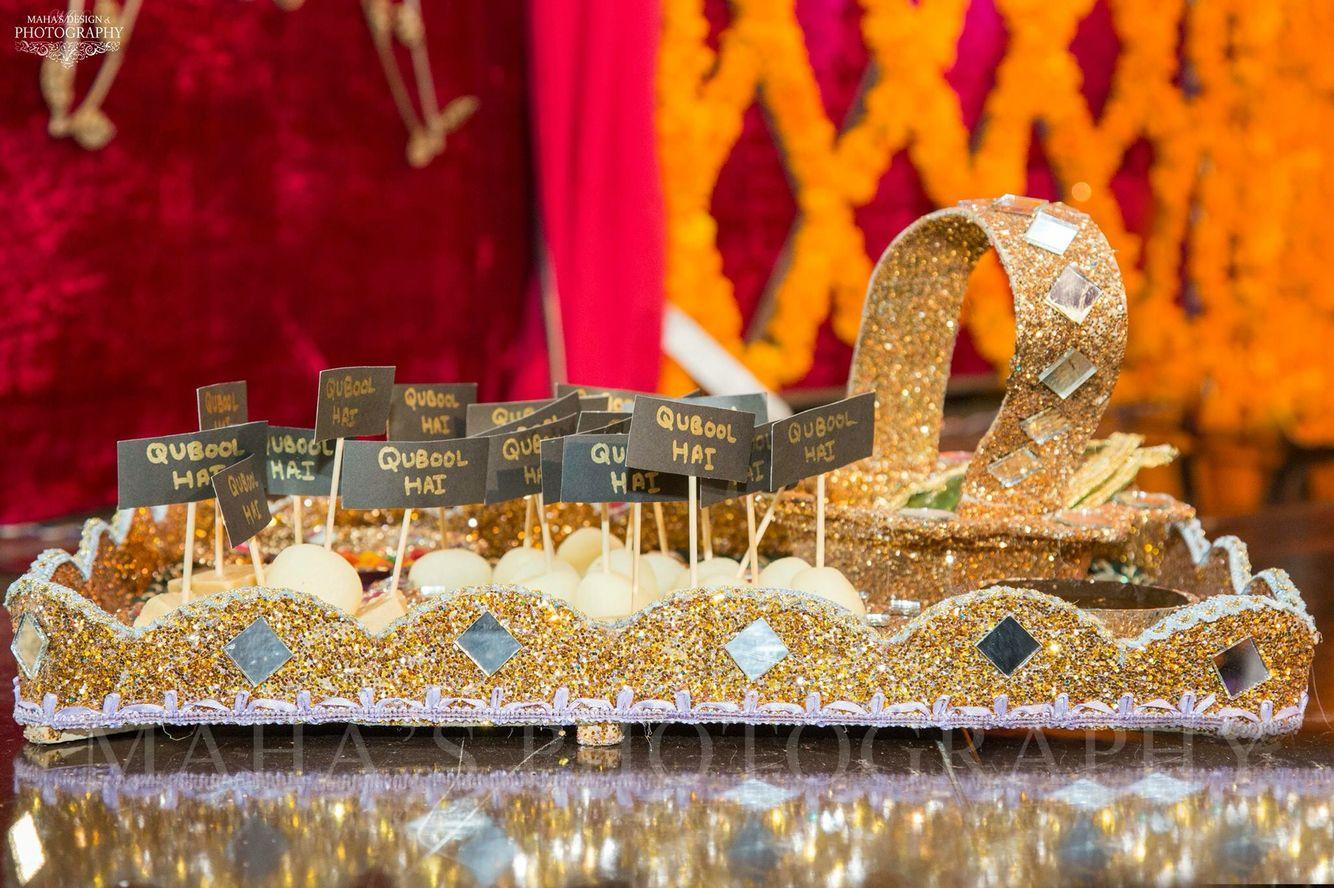 Qubool Hai Wedding Crafts Diy Desi Wedding Decor Wedding Swag