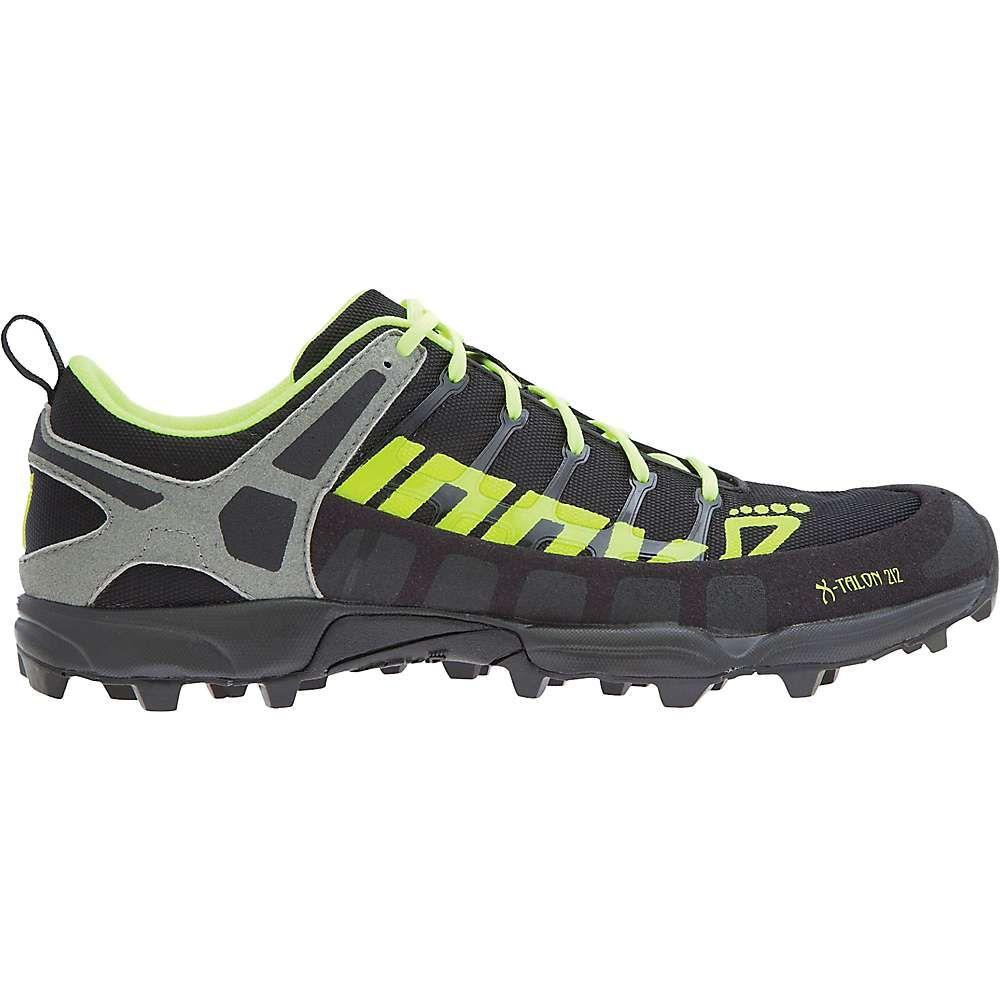Inov 8 Men's X-Talon 212 Shoe - 10.5 - Black / Neon Yellow /