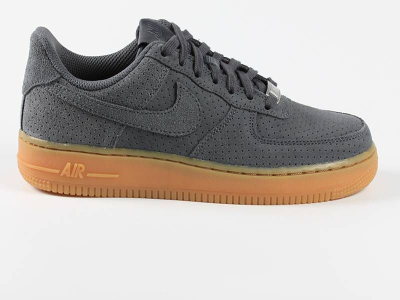 Air Force 1 Suede Grey