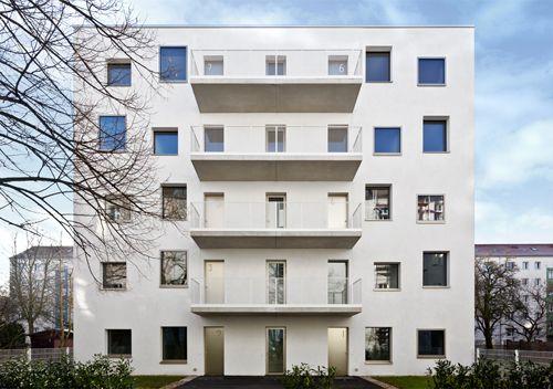 Mietshaus Architektur Berlin | JWA architecture | tenement